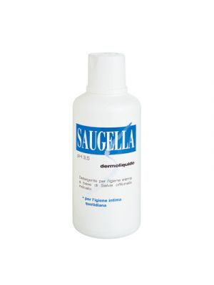 SAUGELLA pH 3,5 Dermoliquido 500 ml.