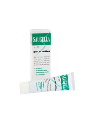 SAUGELLA pH 5,5 Attiva Gel 30 ml.