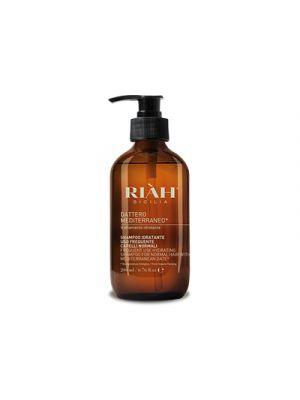 RIAH® Dattero Mediterraneo Shampoo Idratante Capelli Normali 200 ml.