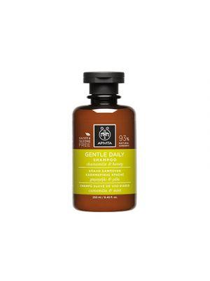 APIVITA Shampoo Uso Frequente con Camomilla e Miele 250 ml.
