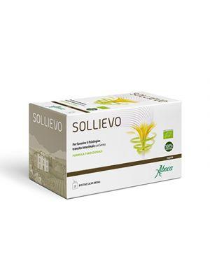 ABOCA Sollievo Bio Tisana 20 Bustine-Filtro 2,2 g.