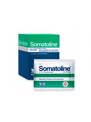 SOMATOLINE® Emulsione Cutanea 15 Bustine