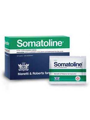 SOMATOLINE® Emulsione Cutanea 30 Bustine