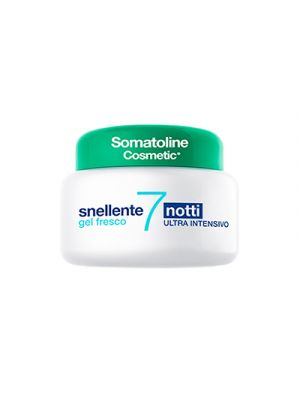 SOMATOLINE Cosmetic Snellente 7 Notti Ultra Intensivo Gel Fresco 250 ml.