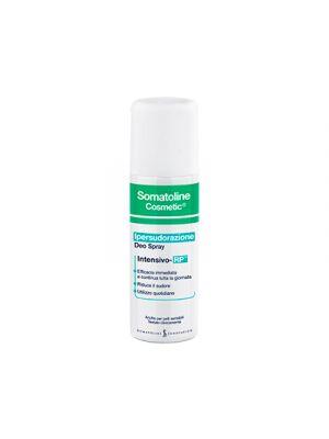SOMATOLINE Cosmetic Deodorante Ipersudorazione Spray 125 ml.