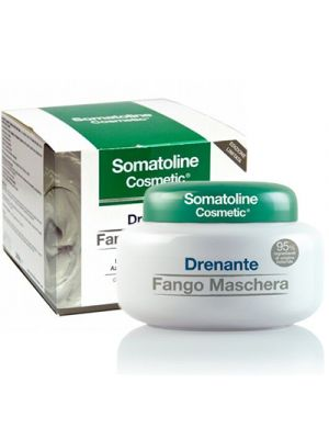 SOMATOLINE Cosmetic Fango Maschera Drenante 500 g.