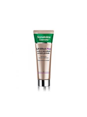SOMATOLINE Cosmetic Lift Effect Plus Crema Collo-Decolletè  50 ml.
