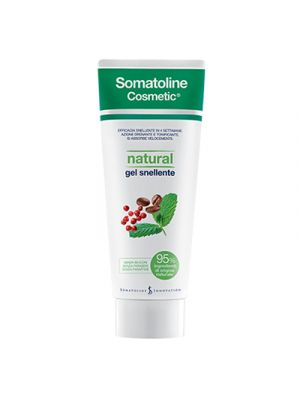 SOMATOLINE Cosmetic Natural Gel Snellente 250 ml.