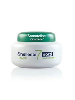 SOMATOLINE Cosmetic Snellente 7 Notti Ultra Intensivo Natural 400 ml.