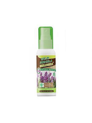SPRAY FORMULA BIOLOGICA® Lozione Protettiva Naturale Antizanzare 100 ml.