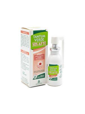 TANTUM VERDE SOS Afte e Piccole Lesioni della Bocca Spray 20 ml.