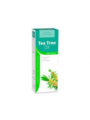 I PREPARATI Tea Tree Oil Crema 50 ml.