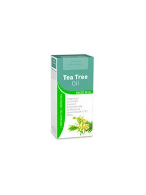 I PREPARATI Tea Tree Oil Gocce 20 ml.