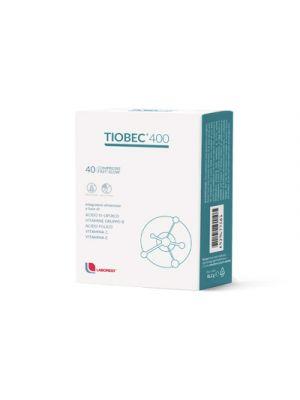 TIOBEC® 400 Fast Slow 40 Compresse