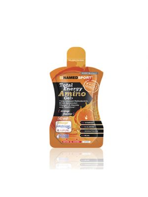 NAMED Sport Total Energy Amino Gel 50 ml. - Gusto Orange