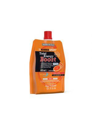 NAMED Sport Total Energy Boost Gel 100 ml. - Gusto Red Orange