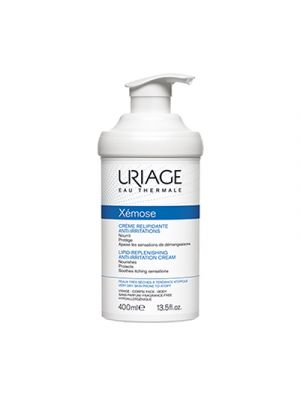 URIAGE Xemose Crema Liporestitutiva 400 ml.