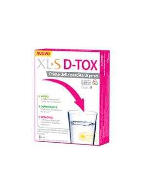 XLS D-Tox 8 Stick