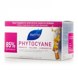 PHYTO Phytocyane Trattamento Anti-Caduta Donna 12 Fiale