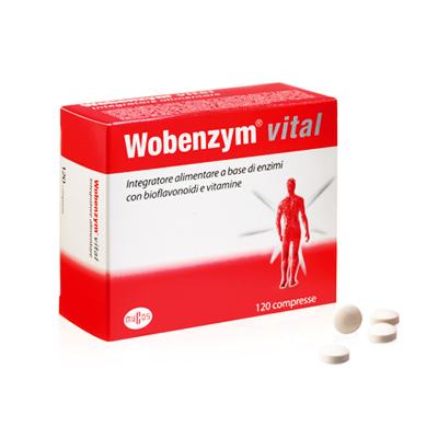 wobenzym per lerezione)