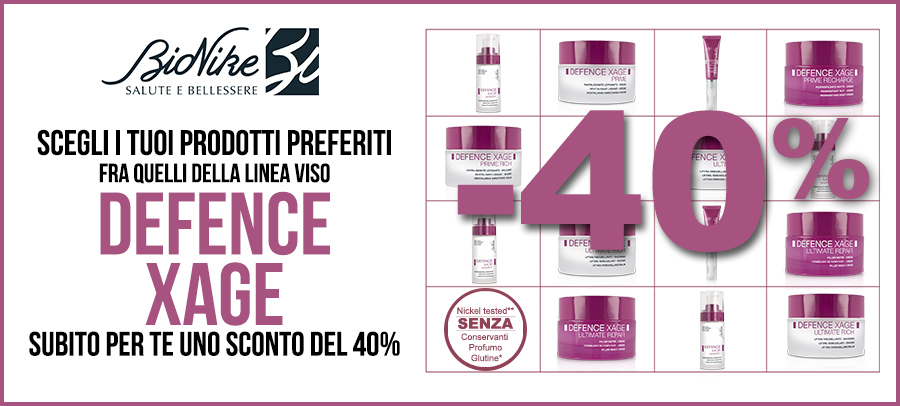 BIONIKE Defence XAge Promo -40%